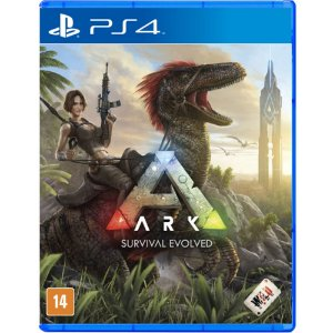 PS4 - Ark Survival Evolved