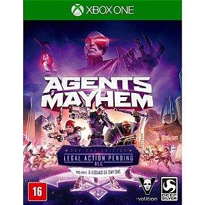 XboxOne - Agents Of Mayhem (Pré-Venda)