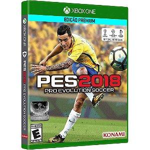 XboxOne - PES 2018