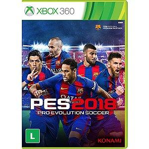 Xbox360 - PES 2018