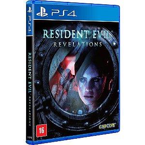 PS4 - Resident Evil Revelations