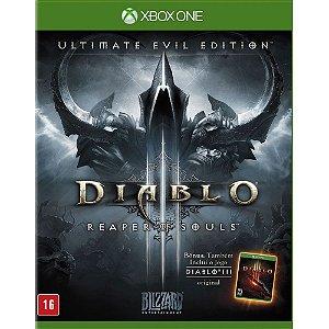 XboxOne - Diablo III Reaper Of Souls