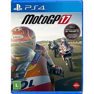 PS4 - Moto GP 17