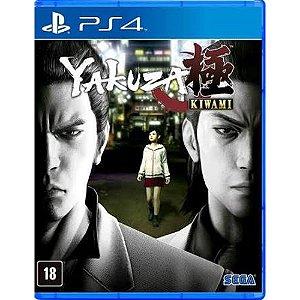 PS4 - Yakuza Kiwani