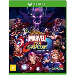 XboxOne - Marvel Vs Capcom Infinite