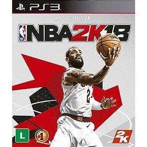 PS3 - NBA 2K18