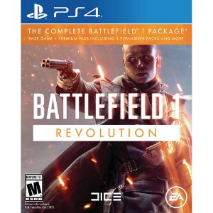 PS4 - Battlefield 1 Revolution