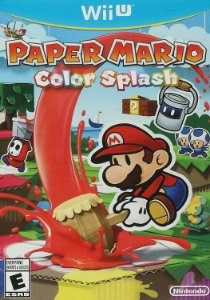 Wii U - Paper Mario: Color Splash