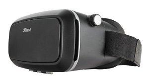 Óculos 3D de Realidade Virtual para Smartphone Trust