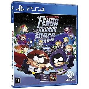 PS4 - South Park - A Fenda Que Abunda Força - Edição Limitada