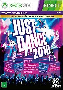 Xbox360 - Just Dance 2018