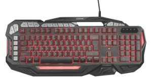 Teclado TRUST GXT 285 Advanced Gaming Keyboard
