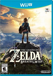 Wii U - The Legend of Zelda: Breath Of The Wild