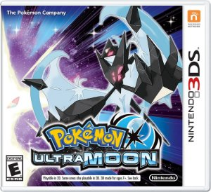 3DS - Pokémon Ultra Moon