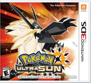 3DS - Pokémon Ultra Sun
