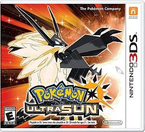 3DS - Pokémon Ultra Sun