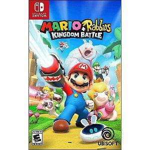 Switch - Mario + Rabbids: Kingdom Battle