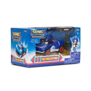 Sonic & All Star Racing: Transformed - Sonic