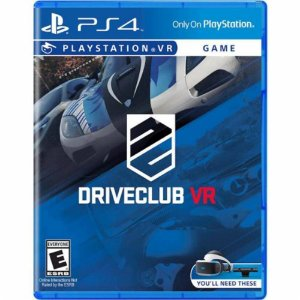 PS4 - Driveclub VR