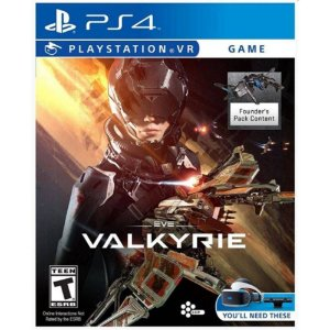 PS4 - EVE: Valkyrie
