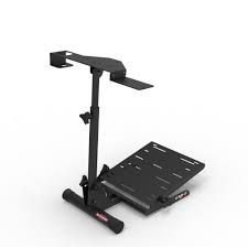 Suporte para volante - EXR-S PRO Preto - Compatível com Logitech, Fanatec e Thrustmaster.