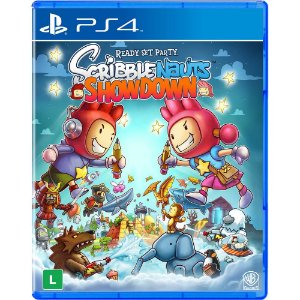 PS4 - Scribblenauts Showdown