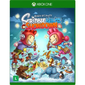 Xbox One - Scribblenauts Showdown (Pré-venda)