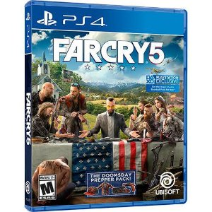 PS4 - Far Cry 5 (Pré-venda)
