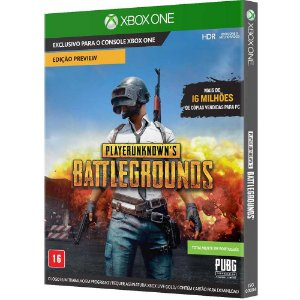 XboxOne - PUBG - PlayerUnknow's Battlegrounds (Via Download)