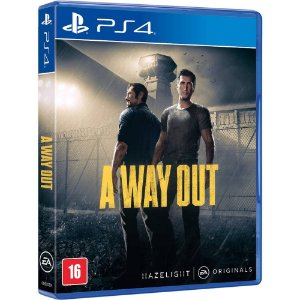 PS4 - A Way Out (Pré-venda)