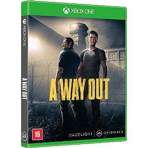 Xbox One - A Way Out (Pré-venda)