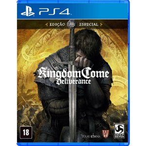PS4 - Kingdom Come Deliverance (Pré-venda)