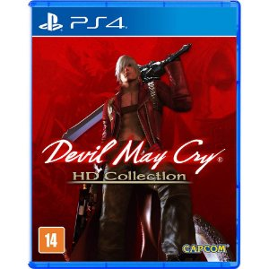 PS4 - Devil May Cry - HD Collection (Pré-venda)