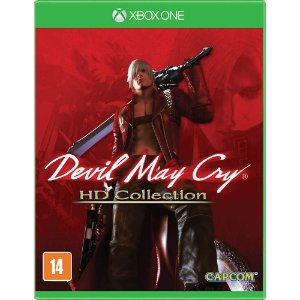 Xbox One - Devil May Cry - HD Collection (Pré-venda)