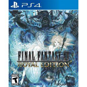 PS4 - Final Fantasy XV – Royal Edition