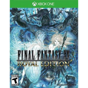 XboxOne - Final Fantasy XV – Royal Edition (Pré-venda)