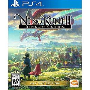 PS4 - Ni No Kuni II - Revenant Kingdom - Edição de Lançamento