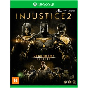 Xbox One - Injustice 2 - Legendary Edition (Pré-venda)