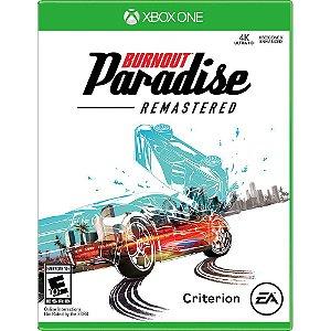 Xbox One - Burnout Paradise - Remastered