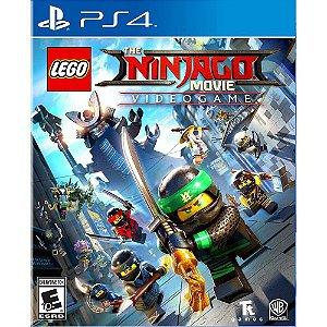 PS4 - LEGO Ninjago: O Filme