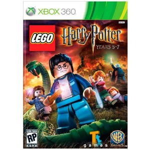 Xbox360 - LEGO Harry Potter Anos 5-7