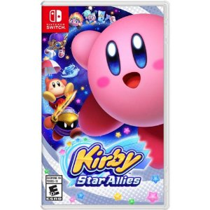 Switch - Kirby Star Allies