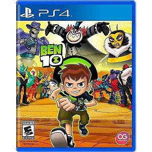 PS4 - Ben 10