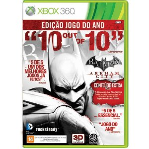 Xbox360 - Batman Arkham City