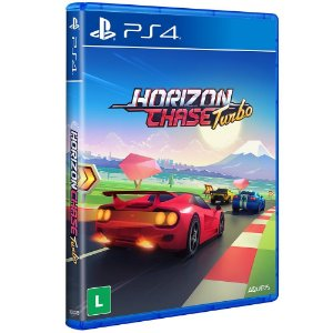 PS4 - Horizon Chase Turbo