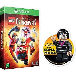 XboxOne - LEGO Os Incríveis Edição Especial (Pré-venda)