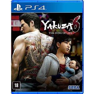 PS4 - Yakuza 6 - The Song Of Life