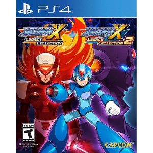 PS4 - Megaman X Legacy Collection 1+2