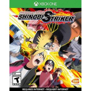 XboxOne - Naruto To Boruto Shinobi Striker