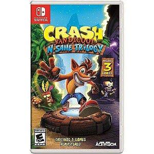 Switch - Crash Bandicoot N. Sane Trilogy
